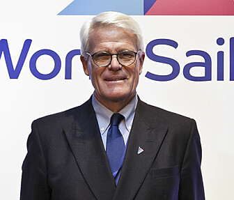 Scott Perry, Visepresident World Sailing