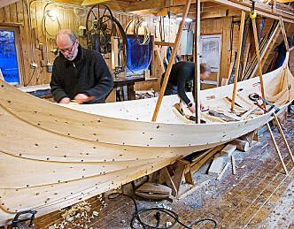 Klinkbygde båter kan bli verdensarv