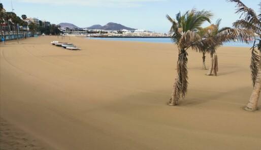 Må bryte loven i Las Palmas