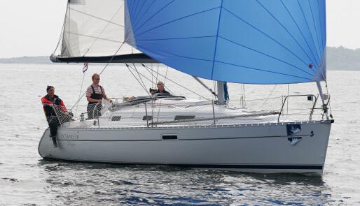 Solo-båt i familieformat