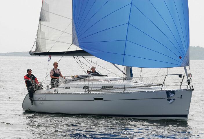 BRUKT: Det er mange 10-15 år gamle bruktbåter på markedet som koster ca en årslønn.