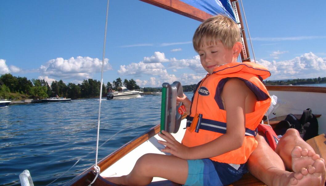 FERIE: Å ha muligheten til å komme seg på sjøen kan bli verdifullt til sommeren.