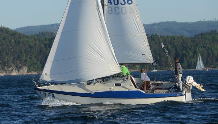 MAXI: Pelle Petterson kombinerte moderne industridesign med båtbygging og skapte suksessen maxi.