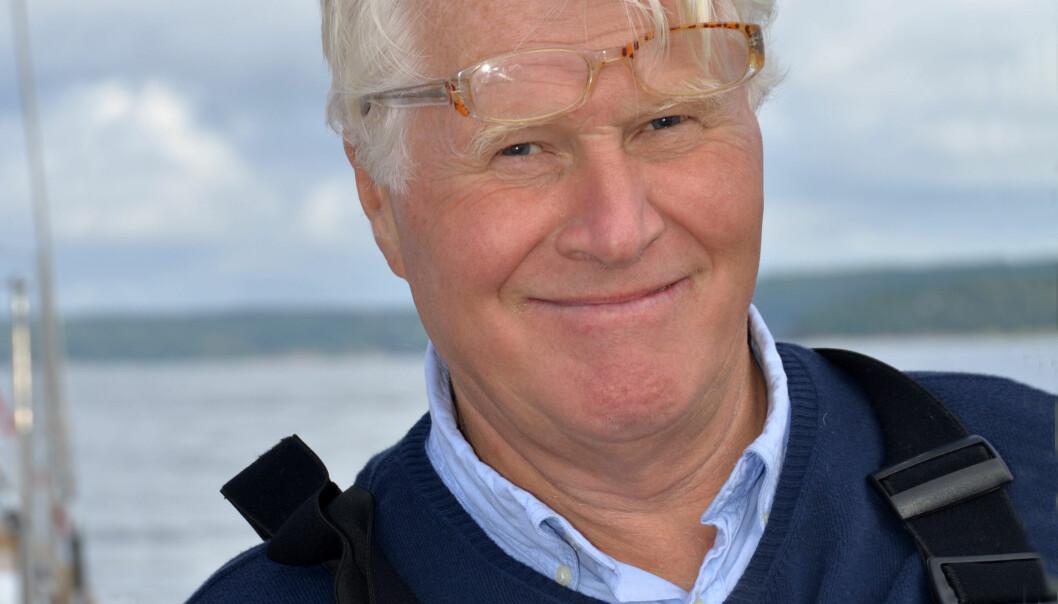 INTERNASJONAL: Mikkel Thommessen vekker internasjonal interesse med sin dekning av World Sailing på SEILmagasinet