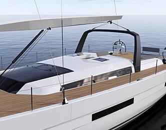 En yacht tilpasset kokkens ønsker