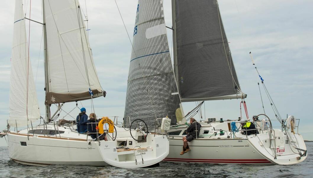 SHORTHANDED-RANKING: SEILmagasinet shorthanded-ranking består i 2020 av 31 regattaer.