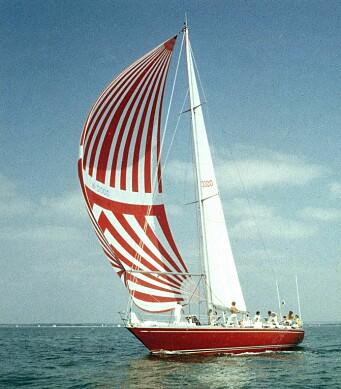 SWAN 57: «Berge Viking» ble konstruert alt i 1977 og var blitt utdatert alt før starten på jorda rundt regattaen.