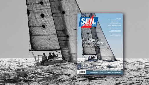 Dette kan du lese i SEILmagasinet 3-2020