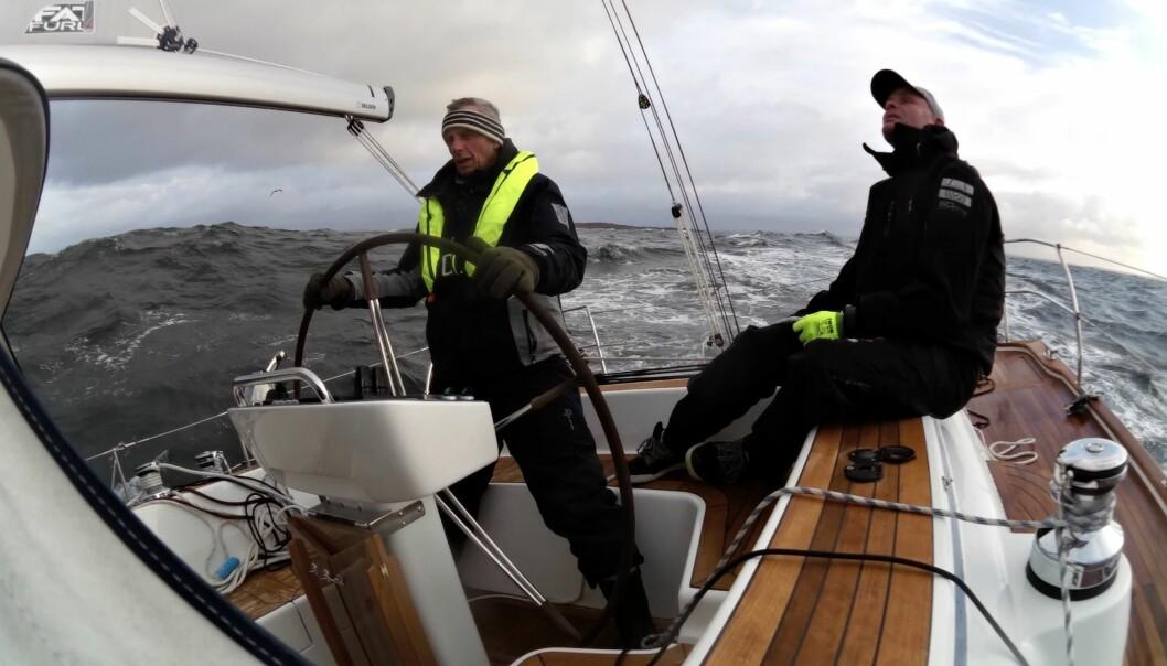 FORBEDRINGER: Man kan gjøre mye for å forenkle seiling og båthåndtering.