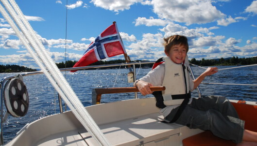 SLØR: Marieholm er best på slør eller for motor.