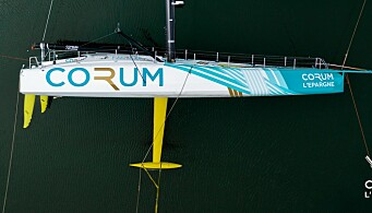 LES: Regattabåt med nye ideer