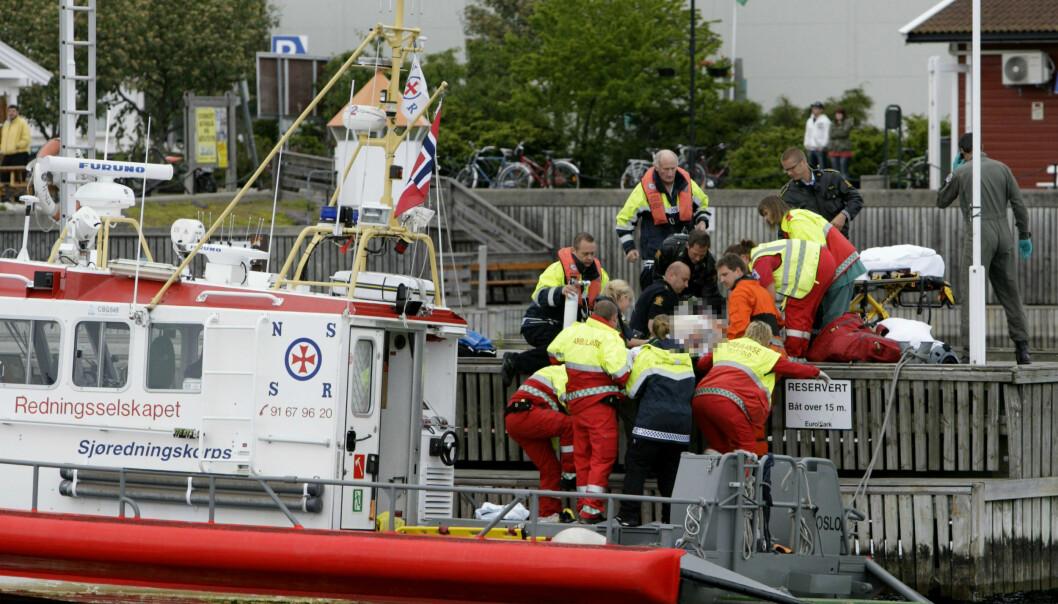 FLERE DRUKNET: Det har vært økning i fatale ulykker med fritidsbåt i første halvår.