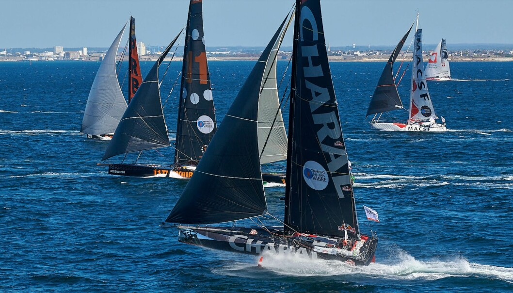 HØYDEPUNKT: Det meste av store internasjonale regattaer er avlyst i 2020, men Vendee Globe er fremdeles på programmet.