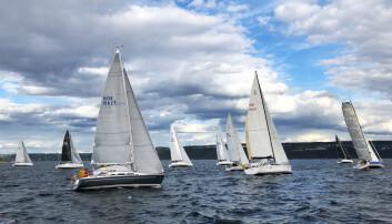 LES: Regattaspreng i Indre Oslofjord