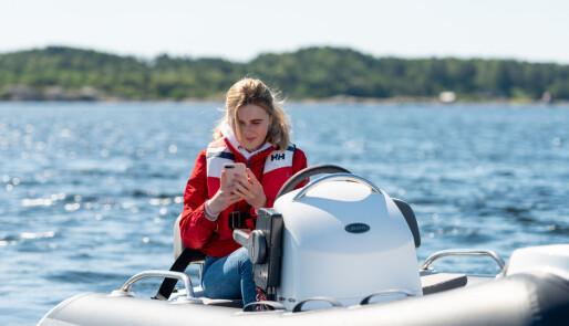 Sosial båt-app lar deg be om hjelp