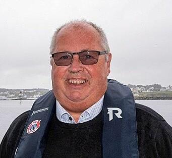 FORNØYD: Lars Alvestad i Sjøfartsdireltoratet er glad for lave tall i en aktiv båtsommer.