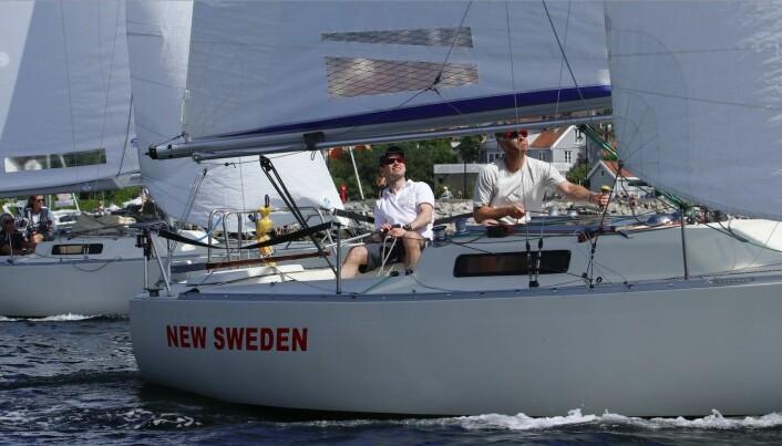 EXPRESS: Barndomsvenner fra Arendal vant Expressklassen.