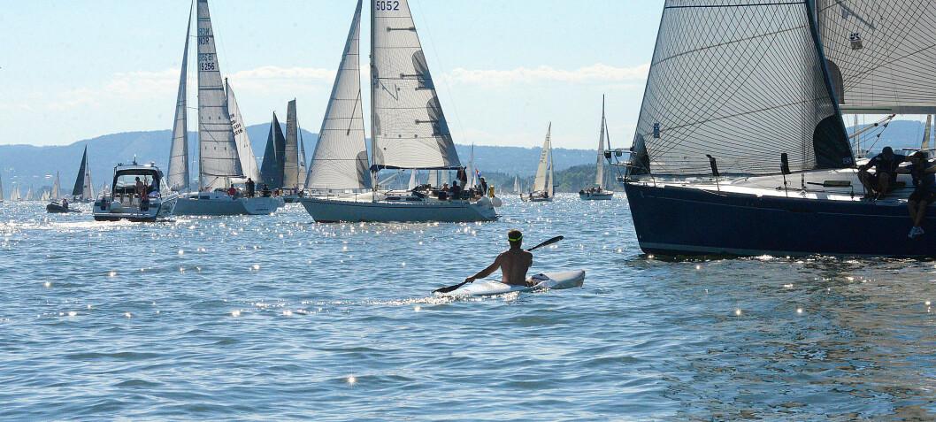 NSF vil ha fartsbegrensninger på sjøen