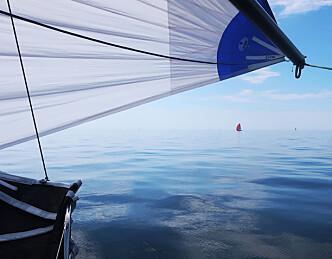 Varm og lett start på Rustad Sails TwoStar