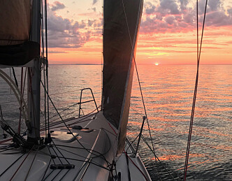 Tidlig målgang for shorthanded-seilerne