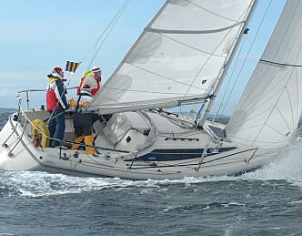 Livlig og trygg familiebåt