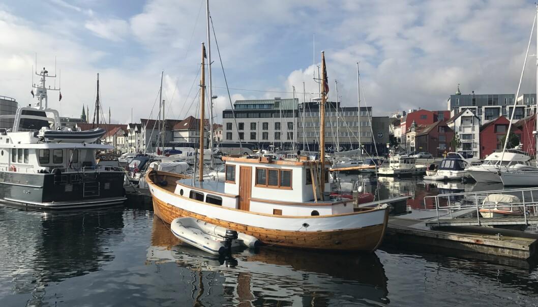 Stavanger gjestehavn.