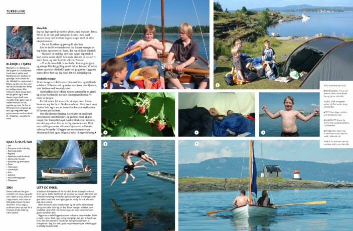RISIKOVURDERING: Hva er farligst av å sitte å ro i en båt, eller hoppe fra en brygge, uten vest?