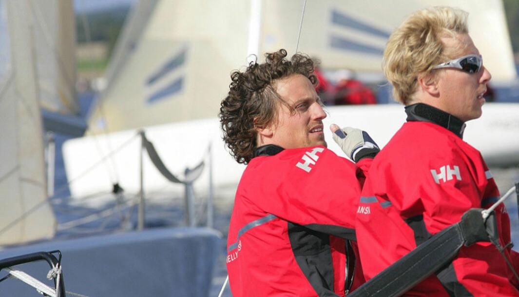 Christoffer Sundby har holdt formen ved like i Melges 24, men det var første gang på lenge han forsøkte seg i 49er da han stilte opp i årets NM