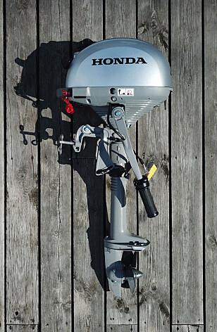 Honda 2,3: Enkel og billig