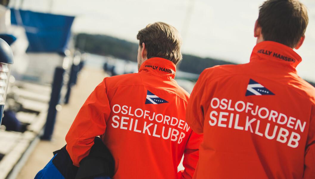 LAG_FØLELSE: Oslofjorden Seilklubb har jobbet mye med å skape en foreningsidentitet og lagånd, og det gir seg utslag på shorthanded-rankingen.