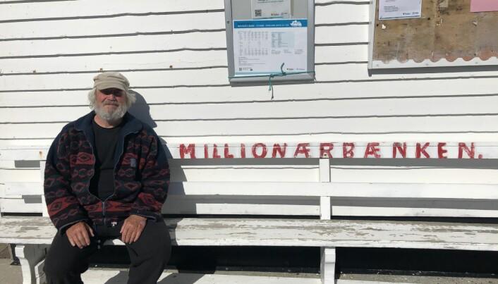 Ragnar Kvam har slått seg ned på Millionærbenken. Tro om man blir rik av det?