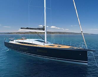 Ny yacht fra Jeanneau