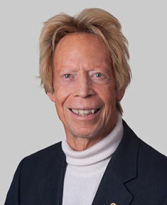 Leder av World Sailings etikk kommisjon, Dieter Neupert