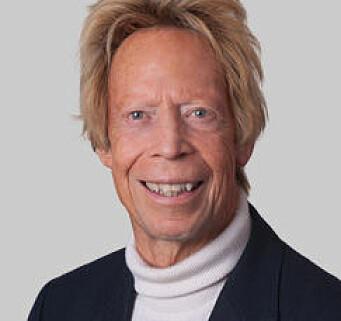 Dr. Dieter Neupert, konstituert formann Wolrd Sailing Ethics Commission.