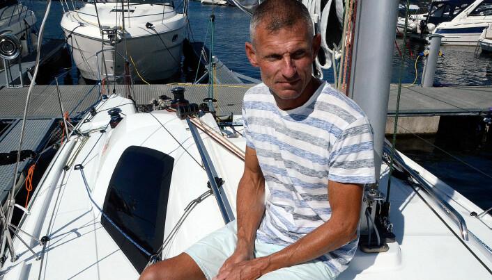 EIER: Arnt Rune Ottesen falt for de tøffe linjene.