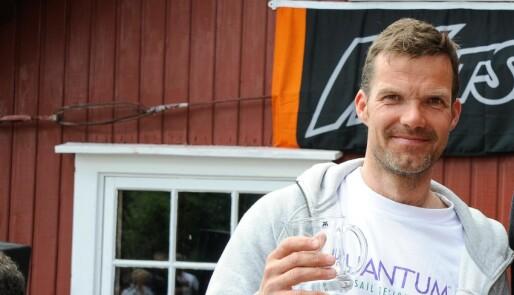 Thomas Robberstad leder Vest/Nord-ranking