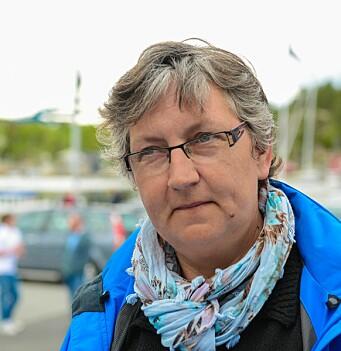 BESTE DAME: Nina Rosenlund topper listen over kvinnelige shorthanded-seilere i vest og nord.
