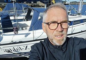 UTFORDRER: Nærmeste utfordrer til Thomas Robberstad er Harald Matland.