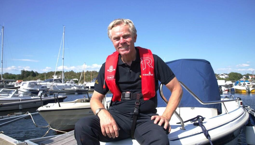 Stig Hvide Smith erstatter Endre Solvang som leder for KNBF.