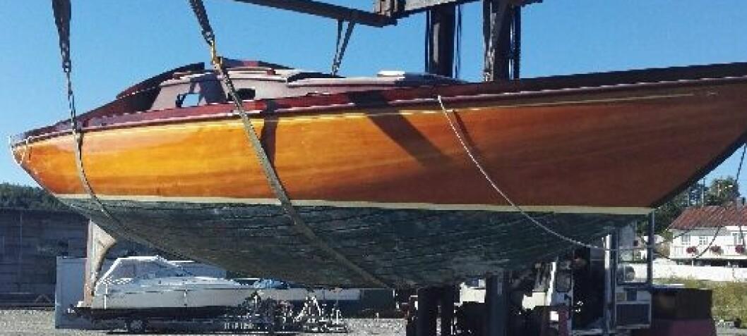 Flere ½-tonnere under restaurering