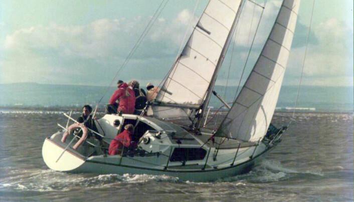 RASK: Peter Norlins «Scampi» markerte en ny tid.