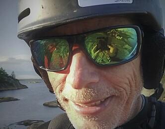 Aldri for gammel for windsurfing