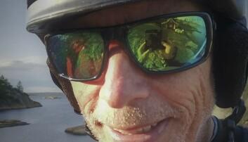LES: Aldri for gammel for windsurfing