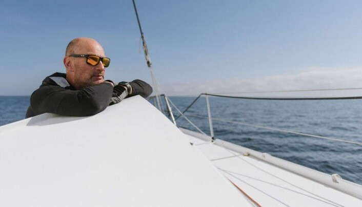 Ari Huusela klar for Vendee Globe