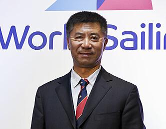 Sannsynlig med kinesisk seilerpresident