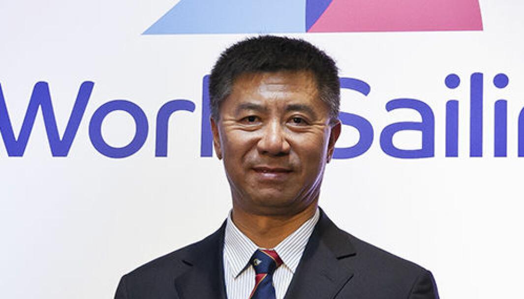 World Sailing: Quanlai LI neste president.