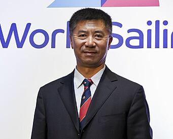 PENGER: Quanhai Li kan bli ny leder, og få med seg store penger inn i seilsporten.