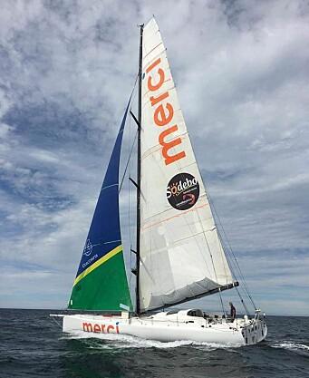 EL: «Merci» klarte å kvalifisere seg til Vendee Globe etter å hatt tekniske problemer på første forsøk.
