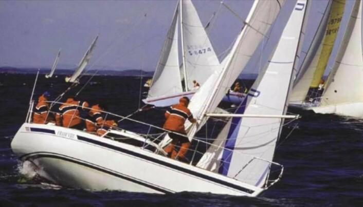 VM: Mesterskapet på Hankø samlet båter fra hele verden. Kongen ble beste båt med 4. plass.