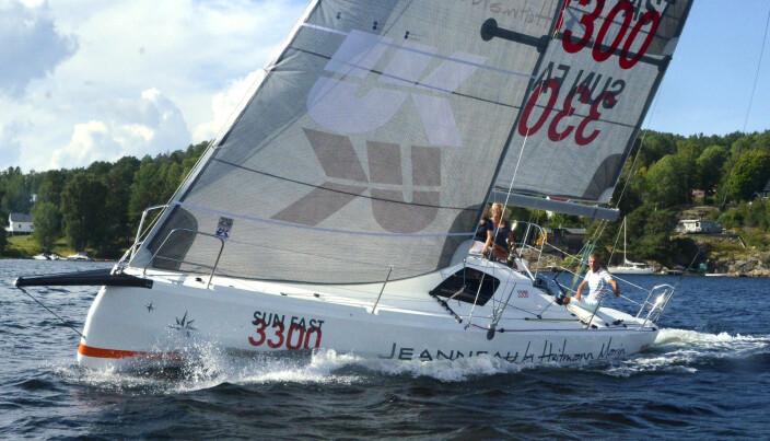 NY: Sun Fast 3300 er en helt ny båt, men allikevel samler regattaen hele 21 båter av denne typen.